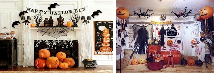 """""""Nghìn lẻ một"""" ý tưởng trang trí nhà đón Halloween sáng tạo, độc đáo - 1"""