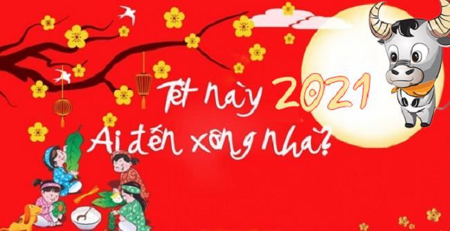 Xem tuổi xông nhà xuân Tân Sửu 2021 cho người tuổi Sửu - 1