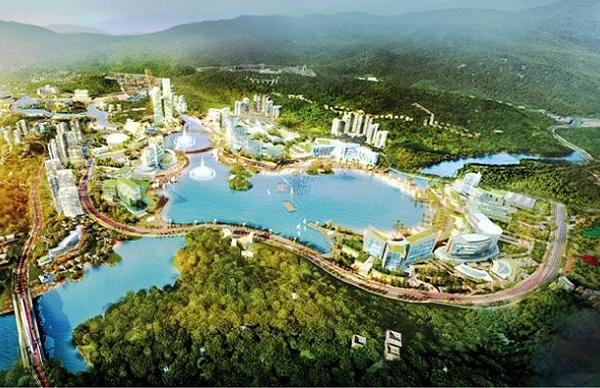 Báo cáo Thủ tướng xem xét đề xuất đầu tư dự án có casino ở Vân Đồn - 1