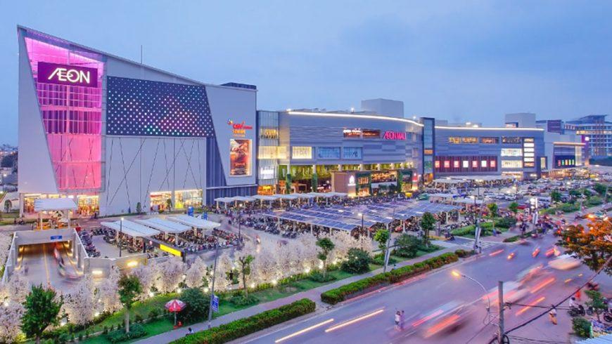 BĐS khu vực nào hưởng lợi sau khi Aeon Mall Cần Thơ triển khai? - 1