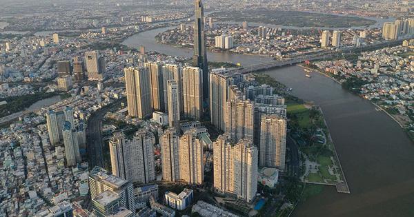 Siết dự án nhà ở cao tầng tại trung tâm TP HCM - 1