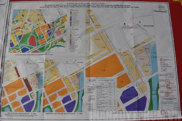 Điều chỉnh cục bộ Quy hoạch phân khu trong Khu đô thị mới Thủ Thiêm - 1