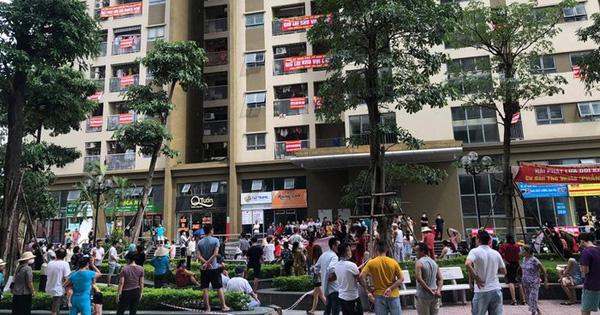 Cư dân chung cư The Vesta tố Hải Phát lừa dối khách hàng khi bán xong nhà thì phá sân chơi trẻ em xây bãi đậu xe - 1