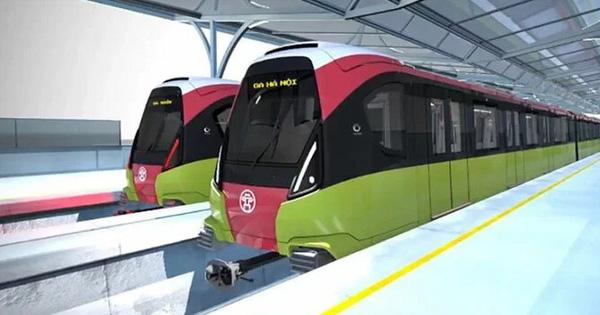 Hơn 65.000 tỷ đồng xây dựng tuyến metro Văn Cao - Hòa Lạc - 1