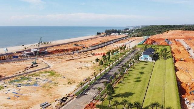Đại công trường siêu dự án NovaWorld Phan Thiết 5 tỷ USD hiện giờ ra sao? - 1