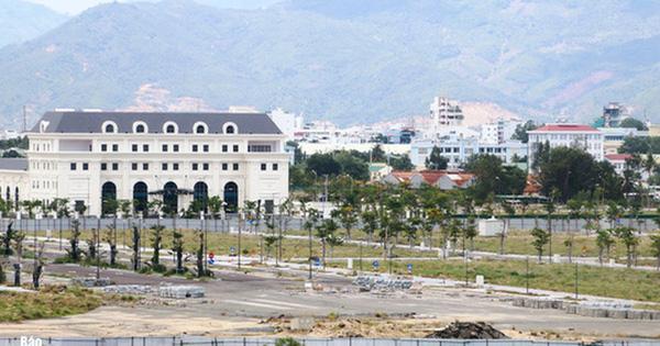 Thanh tra các dự án BT đổi đất sân bay Nha Trang cũ - 1