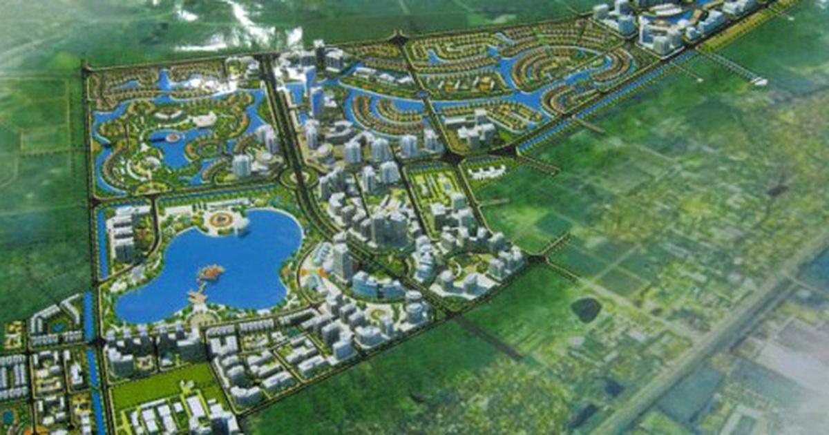 Triển khai dự án căn hộ hạng sang trong siêu đô thị quy mô lớn hàng đầu Hà Nội - 1