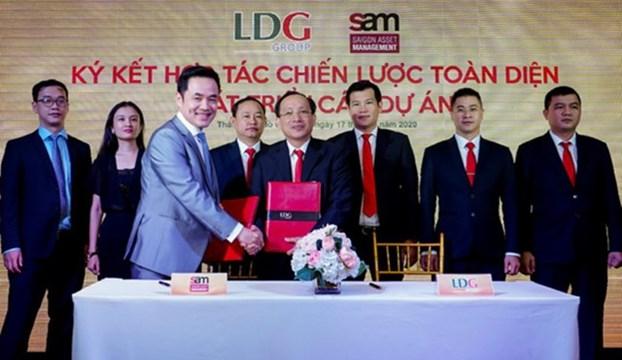 Công bố liền một lúc 5 dự án với tổng mức đầu tư 61.000 tỷ đồng, liệu LDG Group có đủ năng lực thực hiện? - 1