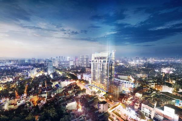 Dự án hạng sang đã hoàn thiện tại trung tâm Ba Đình chuẩn bị mở bán - 1