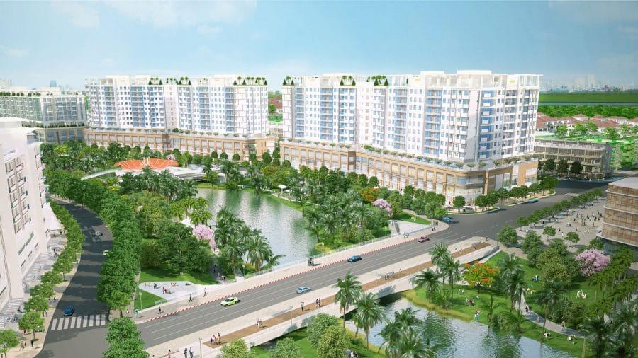 Giá chung cư ở các thành phố Việt Nam đắt hay rẻ ? - 1