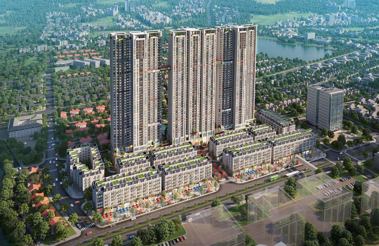 Review chung cư Terra An Hưng của Văn Phú Invest - 1