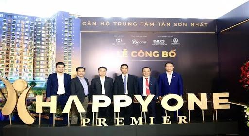 Dự án Happy One Premier của Vạn Xuân Group chào bán khi chưa xong móng - 1