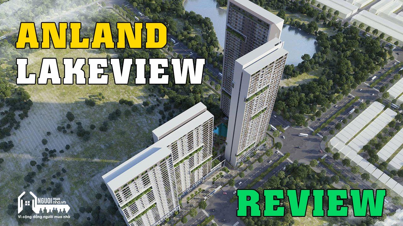 [Review] Dự án căn hộ Anland Lakeview, KĐT Dương Nội, Hà Đông - 1