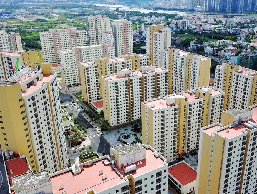 """Thị trường bất động sản """"nóng"""" nhờ sửa đổi chính sách đất đai - 1"""