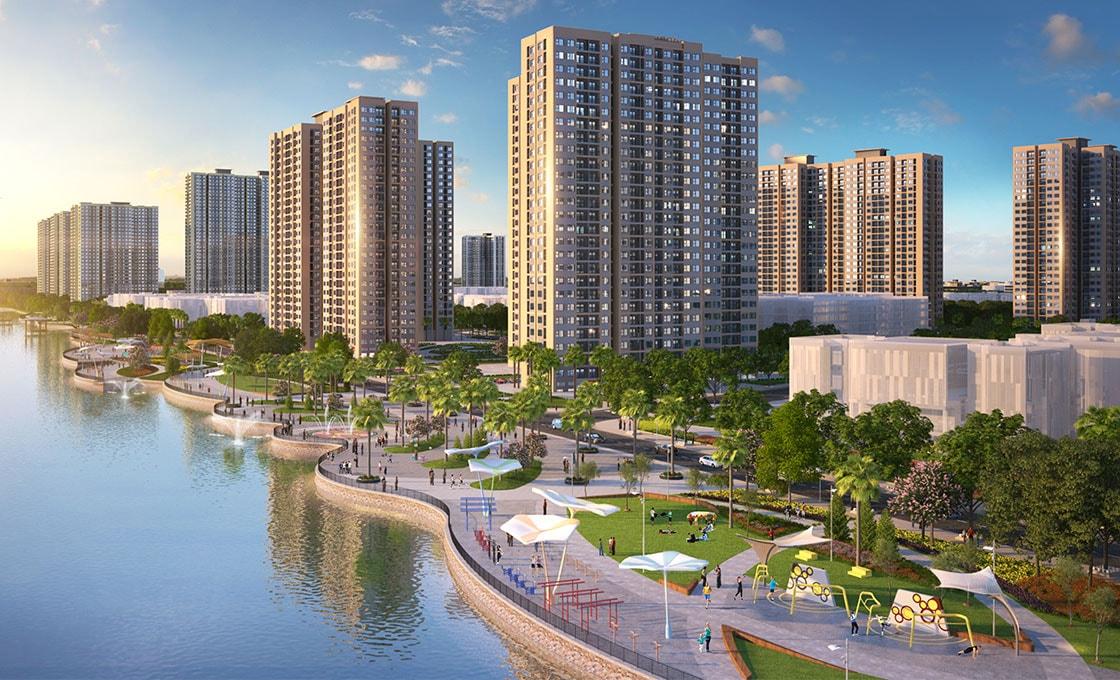 Ngân hàng nào đứng sau các dự án bất động sản khủng của Vinhomes? - 1