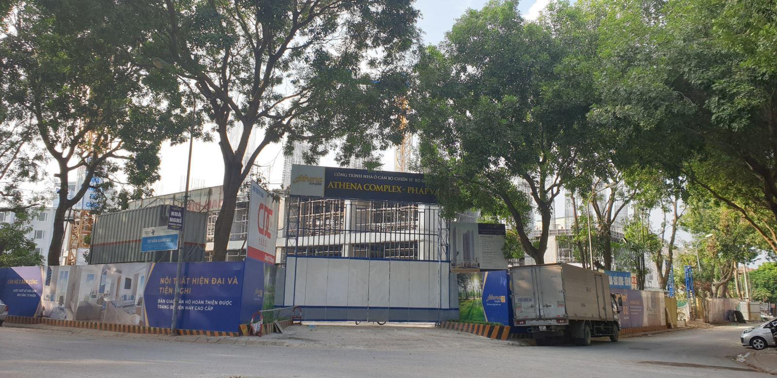 Chủ đầu tư Athena Complex Pháp Vân bán 'chui' hàng trăm căn hộ giữa Thủ đô, người mua nhà kêu cứu - 1