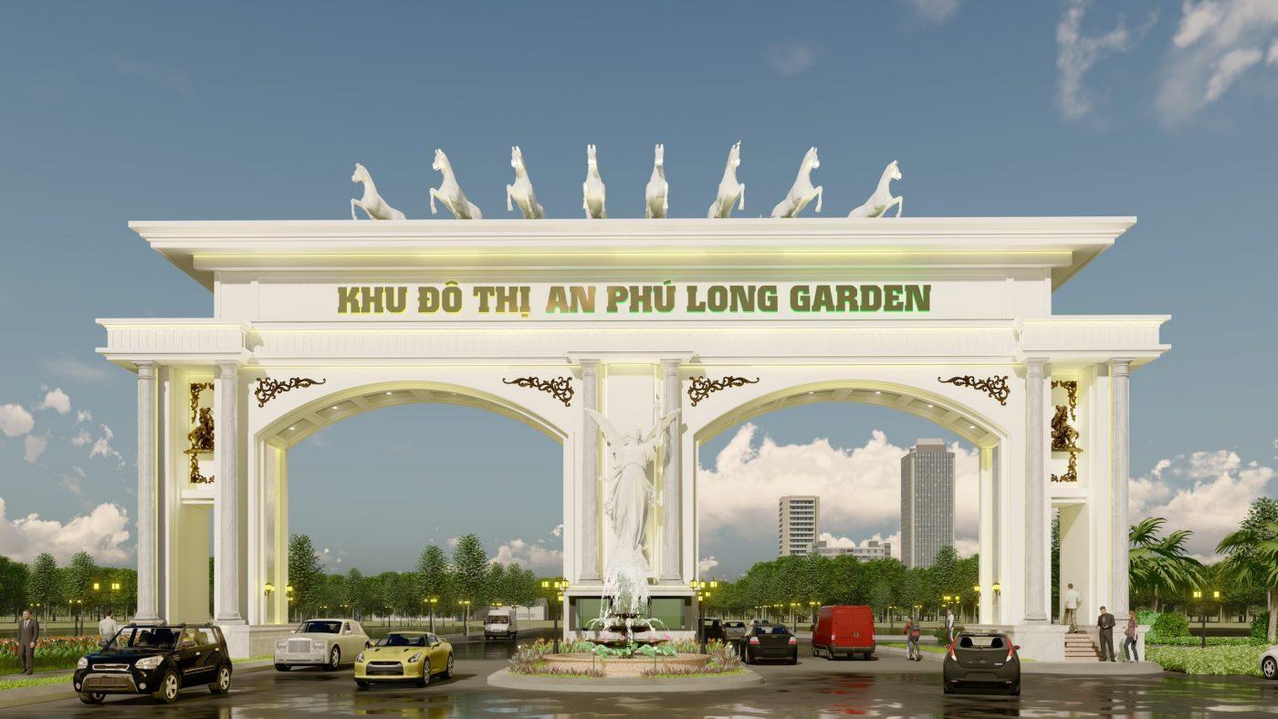 """Dự án An Phú Long Garden: Thận trọng với pháp lý và """"bẫy"""" cam kết lợi nhuận - 1"""