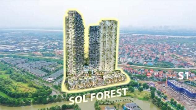 Người mua nhà nghĩ gì về dự án Sol Forest Ecopark? - 1