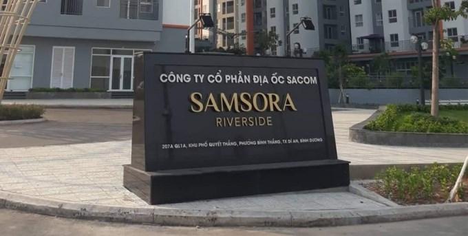 Tự ý thay đổi thiết kế căn hộ: SamLand xin lỗi cư dân Samsora Riverside!
