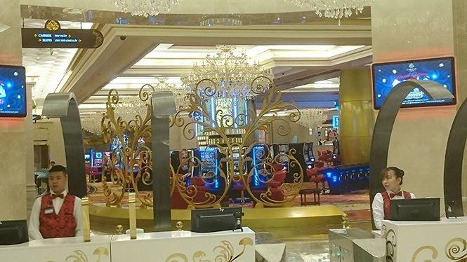 Casino này cung cấp 6 loại trò chơi.