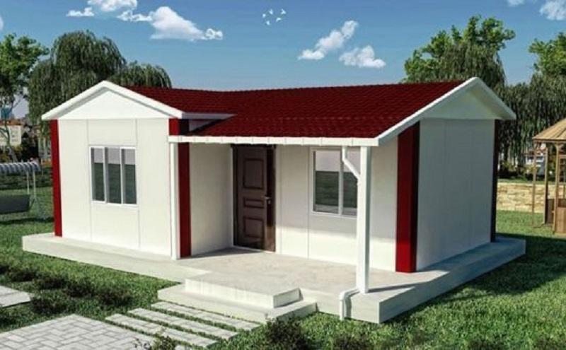 Mẫu số 6: Nhà mái ngói kết hợp vớithiết kế hiện đại và sang trọng rất đáng xây trong năm 2019.