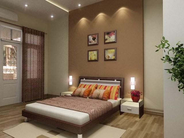 Cách thiết kế, bố trí phòng ngủ có diện tích nhỏ hẹp - Ảnh 4