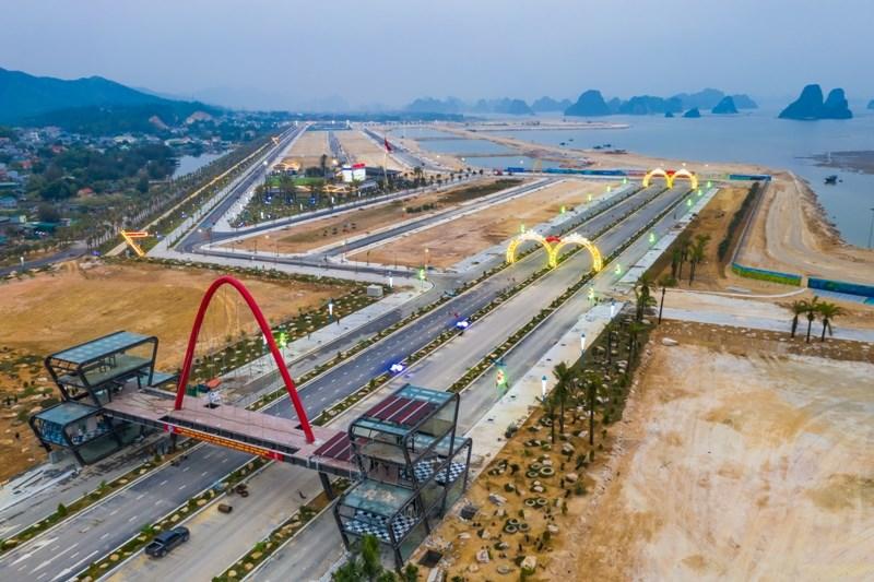 Dự án KĐT Phương Đông đang là dự án được giao dịch nhiều nhất tại Vân Đồn.