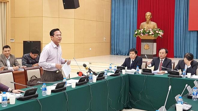 Ông Nguyễn Thanh Hải đề xuất bỏ quy định nộp 2% phí bảo trì khi mua nhà chung cư