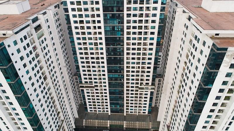 Những dự án cao ốc với hàng nghìn căn hộ.
