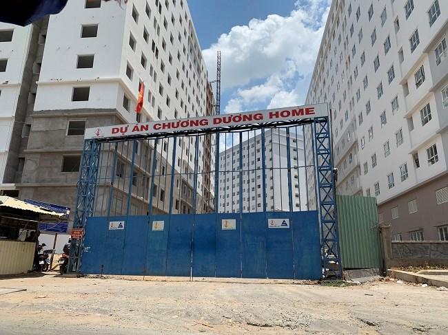 Dự án nhà ở xã hội Chương Dương Home (tạo lạc tại đường số 12, phường Trường Thọ, quận Thủ Đức) do Công ty Cổ phần Chương Dương (Trực thuộc Tổng công ty Xây Dựng Số 1 - CC1) làm chủ đầu tư xây dựng và đơn vị phân phối độc quyền Công ty Cổ phần Địa ốc Sài Gòn Á Châu. Dự án có tổng diện tích 26,3ha, bao gồm 5 block (1 Block thương mại, 4 Block nhà ở xã hội) với 1.205 căn hộ.