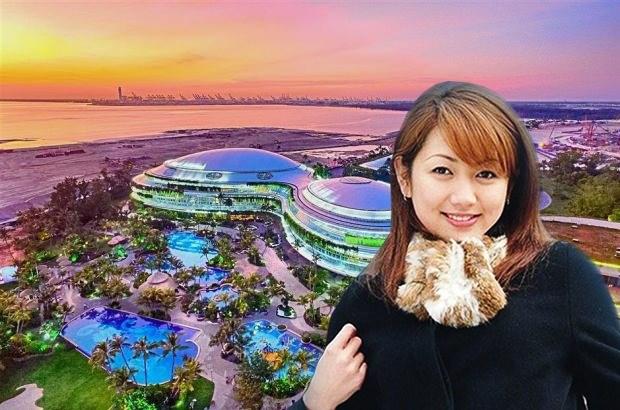 Với khối tài sản được thừa kế, cô một bước trở thành người phụ nữ giàu nhất Trung Quốc thời điểm đó. Yang Huiyan cũng được tạp chí Forbes chọn vào danh sách những tỉ phú thế giới. Từ năm 2007 đến nay, cô luôn có mặt trong danh sách những nữ tỉ phú trẻ nhất Trung Quốc.