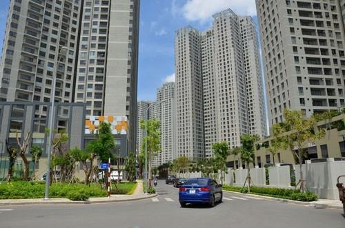 Nguồn cung căn hộ tại TP HCM liên tục gia tăng khiến việc cho thuê ngày càng khó Ảnh: TẤN THẠNH