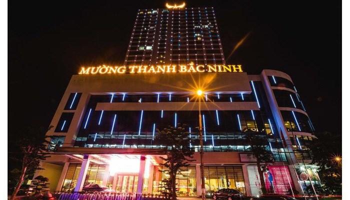 Khách sạn Mường Thanh Luxury Bắc Ninh.