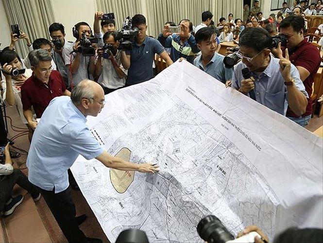 Vấn đề Thủ Thiêm luôn là chủ đề nóng tại các cuộc tiếp xúc cử tri tại TP Hồ Chí Minh