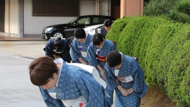 Một số nhà trọ Nhật Bản đóng cửa một số ngày trong năm. Ảnh:Masayuki Konozo.