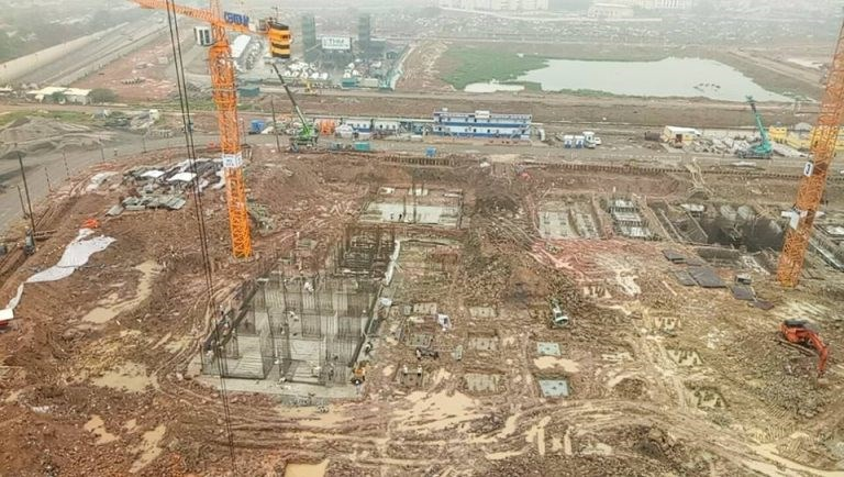 HBI chi gần 5.600 tỉ đồng mua lại 4 lô đất thuộc dự án Vinhomes Smart City - Ảnh 1