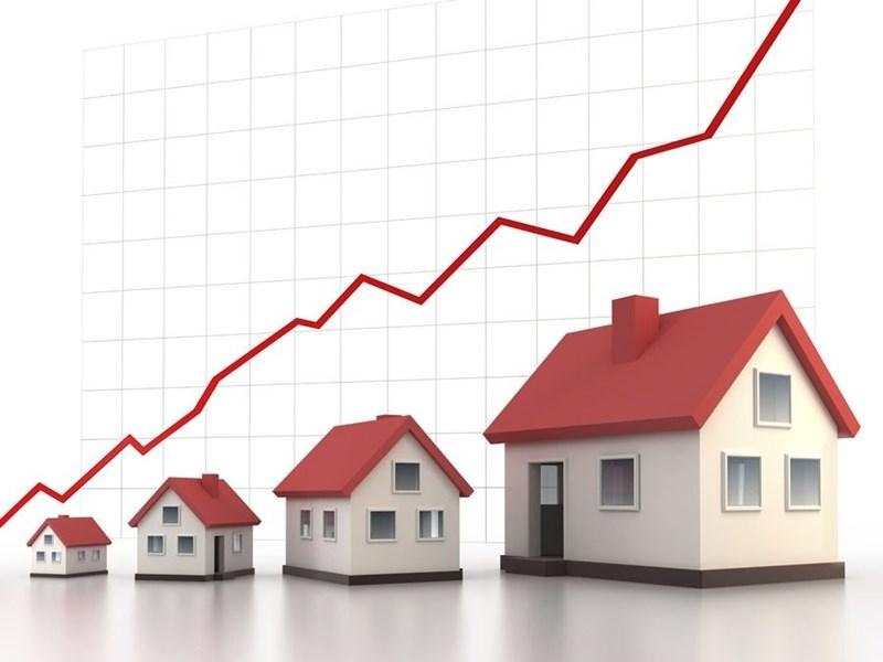 Chính sách đất đai giúp giá nhà tại các dự án trung bình chỉ tăng nhẹ 2 - 5%