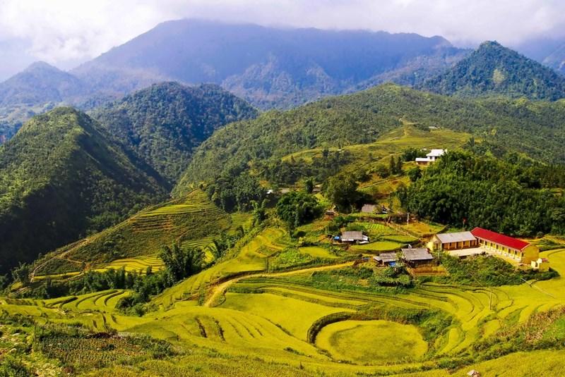 Tiềm năng du lịch tạo đà cho bất động sản nghỉ dưỡng phát triển.