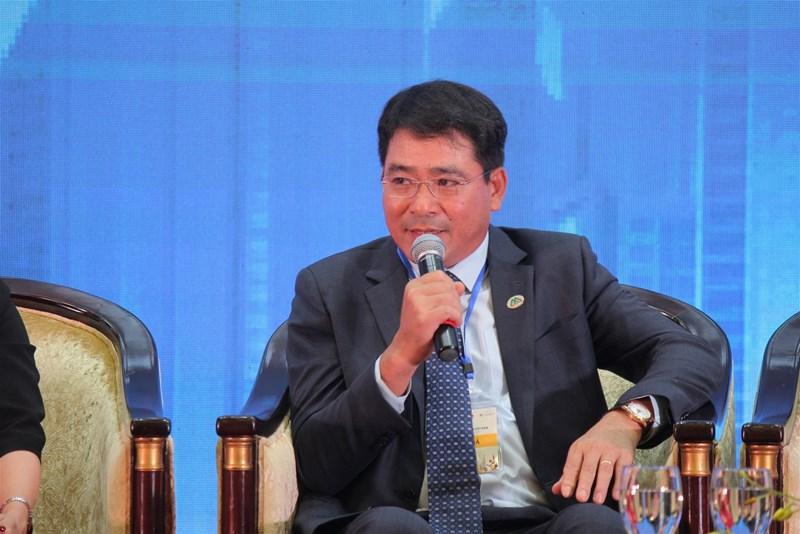 Ông Bùi Khắc Sơn.