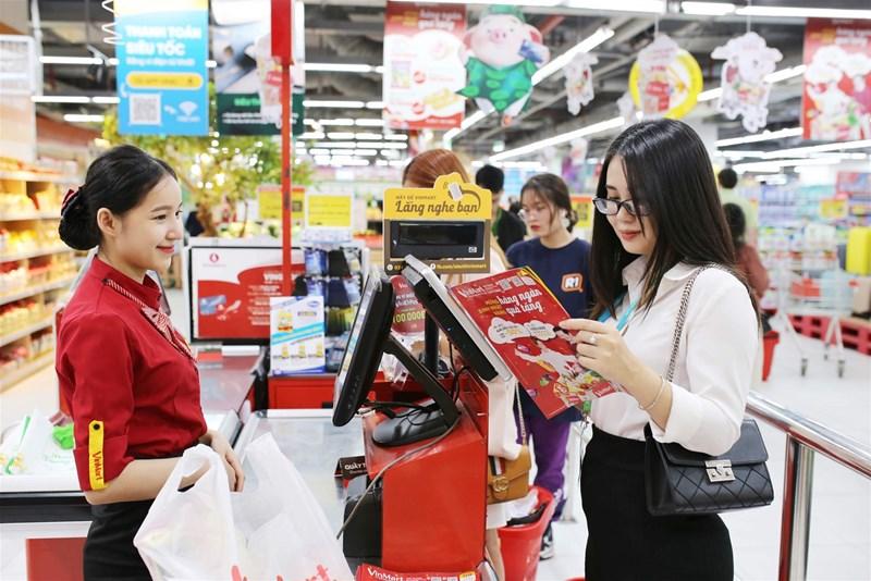 VinCommerce hiện sở hữu hệ thống bán lẻ VinMart & VinMart+ có quy mô và tốc độ phát triển nhanh nhất Việt Nam