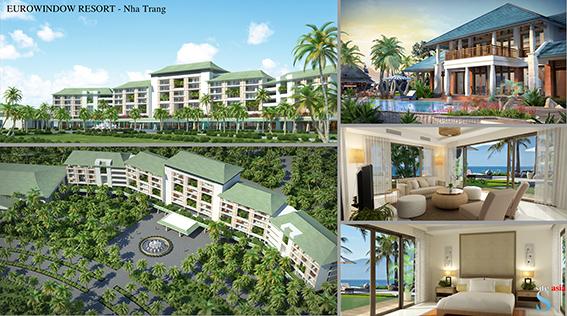 """Dự án Movenpick Cam Ranh Resort trong """"tầm ngắm"""" thanh tra của Bộ Xây dựng."""