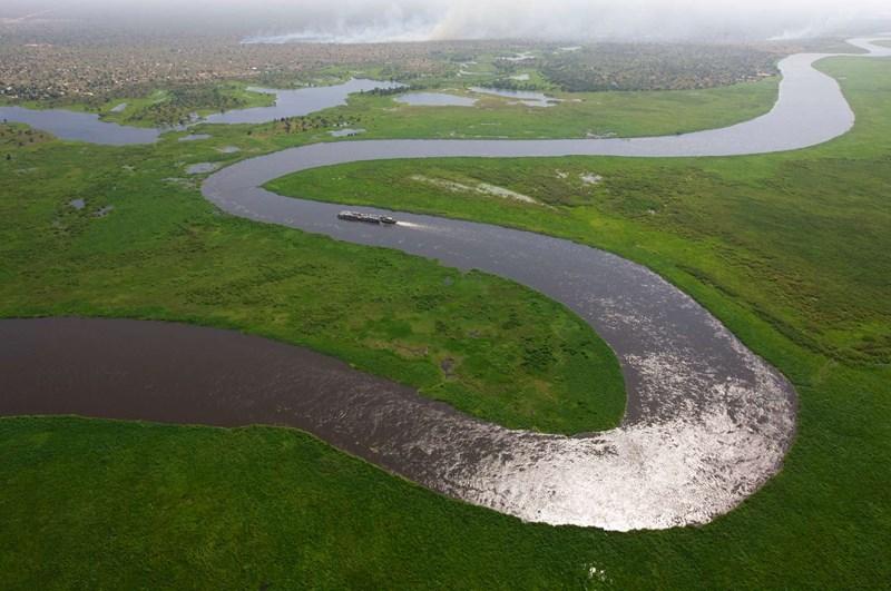 Con sông dài nhất - Sông Nile, dài 6695km