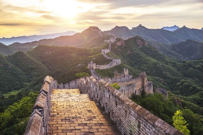 Vạn Lý Trường Thành - Bức tường dài 6690km(Tính 18/1/2019)