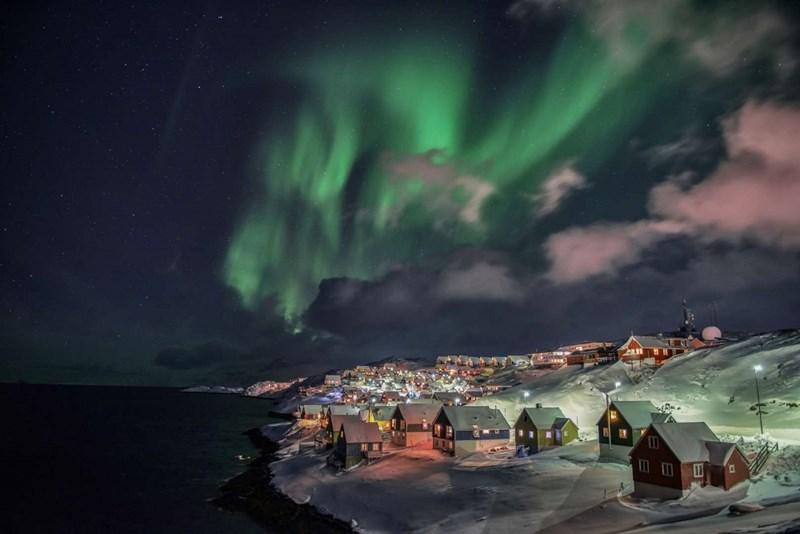 Hòn đảo lớn nhất Thế giới - Greenland, 2.175.600km2