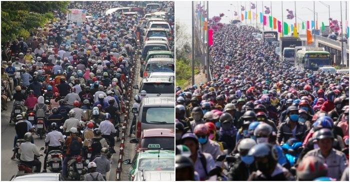 """Chuyên gia hiến kế """"lạ"""": """"Không cho dân ra đường thì hết kẹt xe"""" - Ảnh 1"""