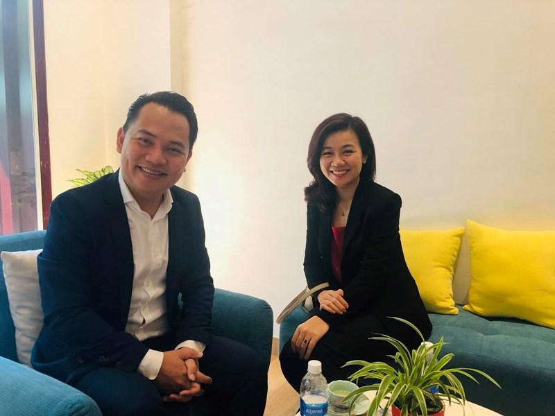 ÔngPhan Công Chánh trả lời PV Trần Quỳnh Như - VTV