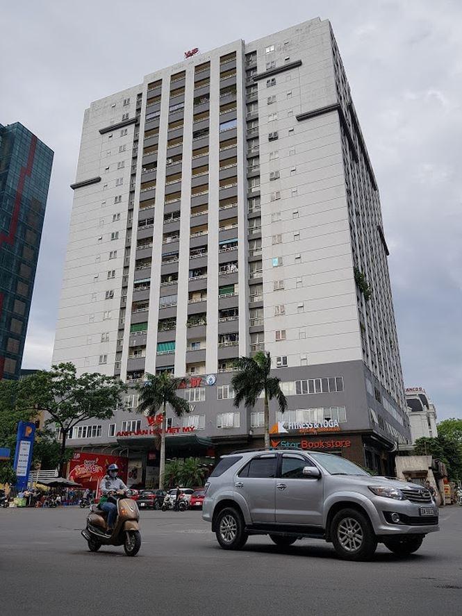 Dự án chung cư 187 Nguyễn Lương Bằng. Ảnh VietnamBiz