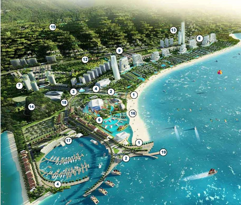 Một dự án của CEO tại Vân Đồn
