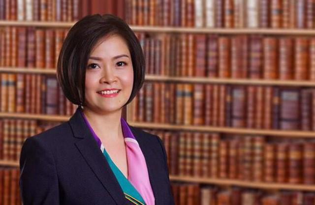 Bà Nguyễn Diệu Linh sinh năm 1974, đã có 13 năm làm việc tại tập đoàn Vingroup