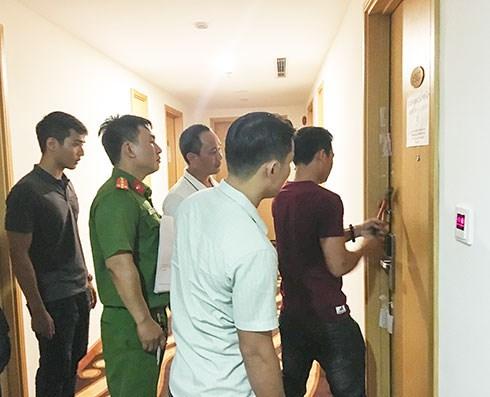 Nhà đầu tư bị Chủ đầu tư khoá, nhốt trong phòng 1907 tại condotel Bavico – Phan Bội Châu – Nha Trang